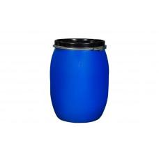 Бочка 100 литров пластиковая с крышкой
