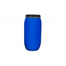 Бочка 160 литров пластиковая с крышкой