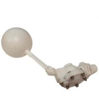 Поплавковый клапан для бака