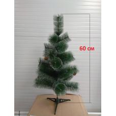 Сосна искусственная Премиум зелена 60 см