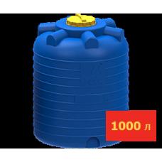 Емкость цилиндрическая 1000 литров