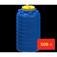 Емкость цилиндрическая 500 литров