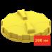 Емкость горизонтальная цилиндрическая 300 литров