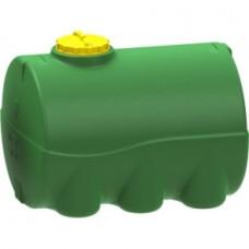 Ёмкость горизонтальная пластиковая 10000 литров