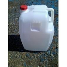Канистра п/э вместимостью 50 литров
