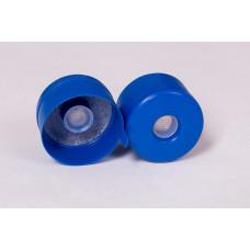 Пробка с термостикером синяя
