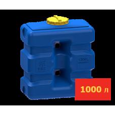 Емкость прямоугольная 1000 литров
