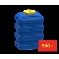Емкость прямоугольная 500 литров