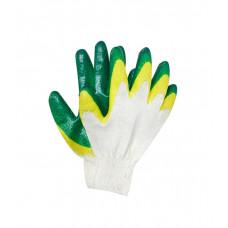 Перчатки с двойным латексом