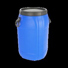Бочка Quadro 65 л (синий цвет)