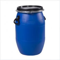 Бочка 65 литров пластиковая с крышкой