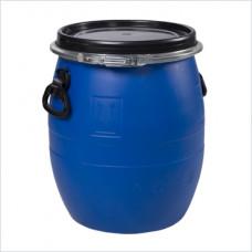 Бочка 48 литров пластиковая с крышкой