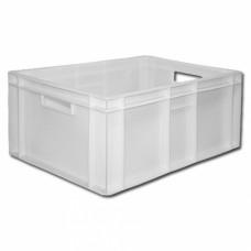 Ящик Европак пластиковый морозостойкий, белый