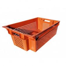 Ящик овощной, красный
